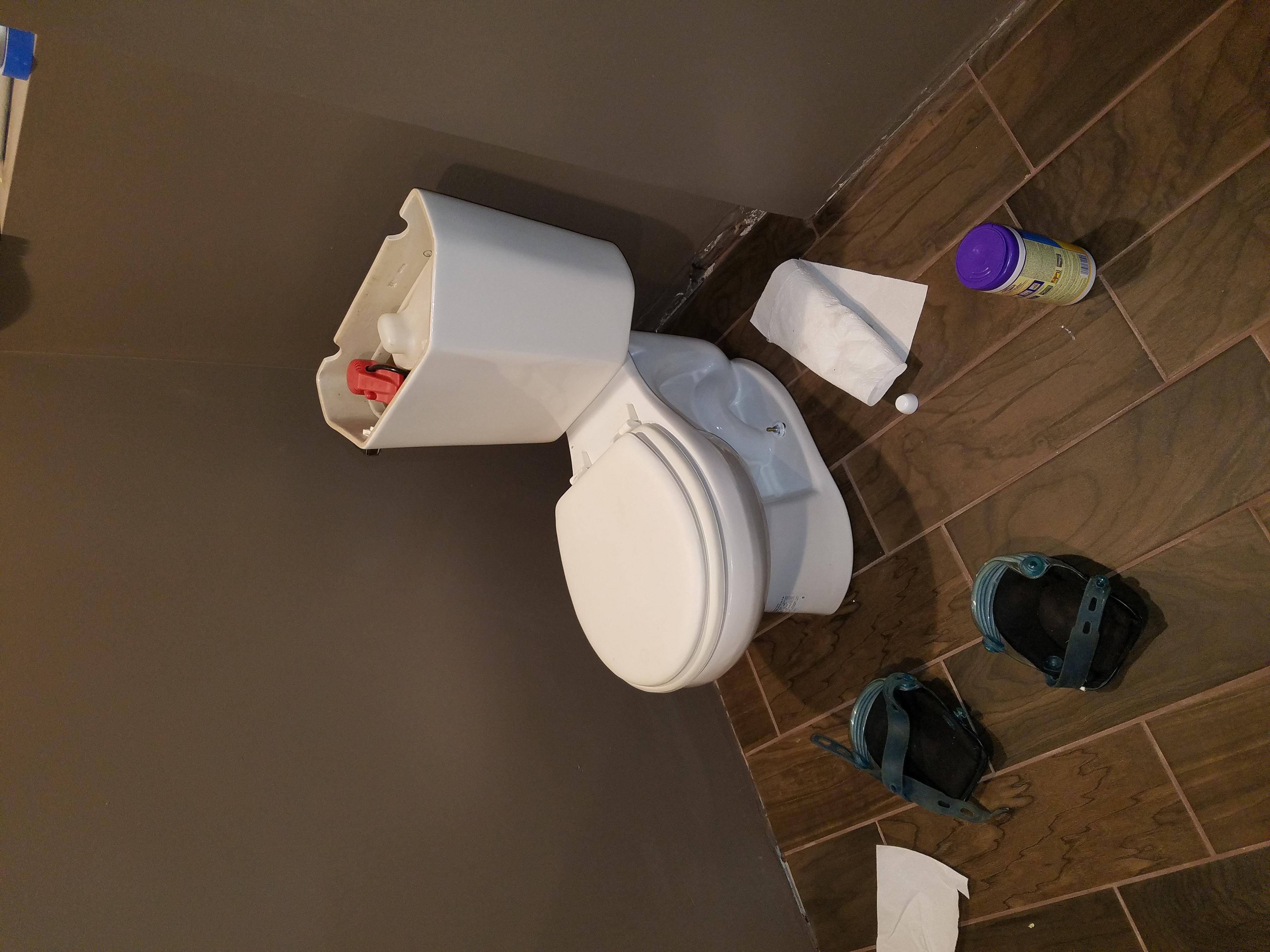Bathroom sealer